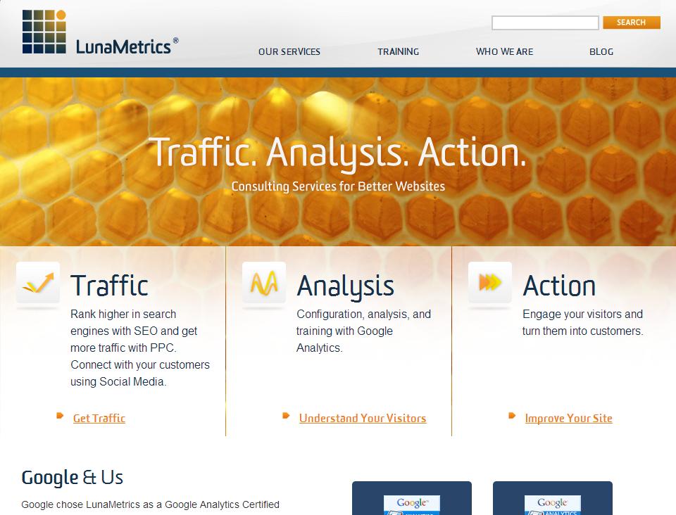 LunaMetrics Blog