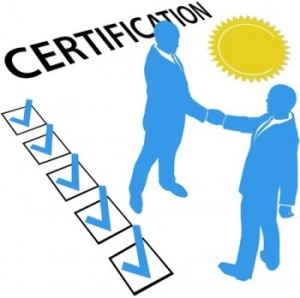 web analytics certification