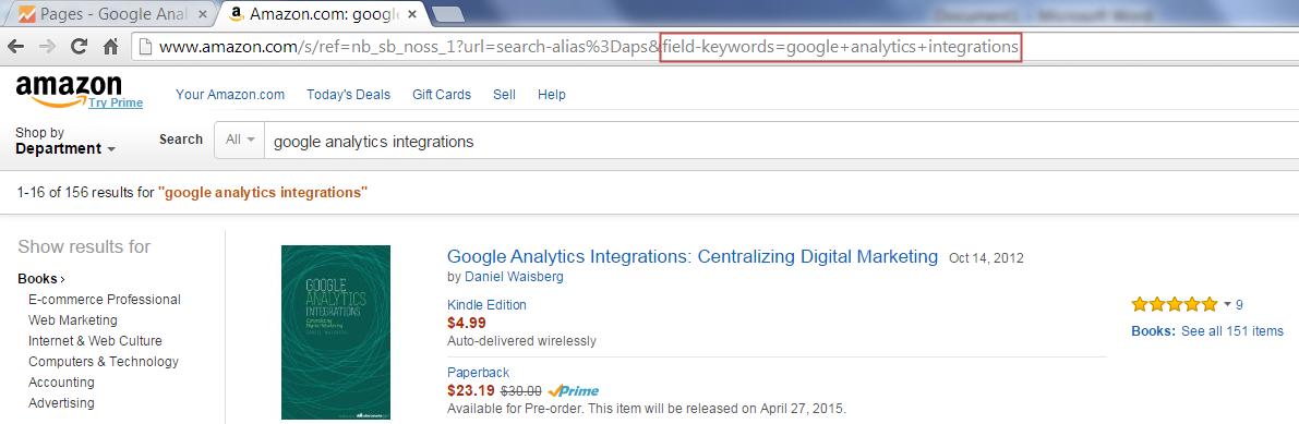 5 terrific insights from google analytics site search rh online metrics com Google Analytics Report Google Analytics Flow