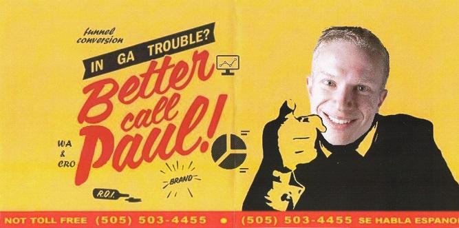 Better call Paul