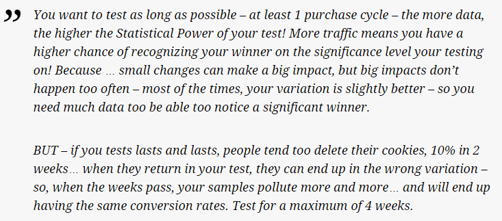 10 Tips for Your Next A/B Test Report