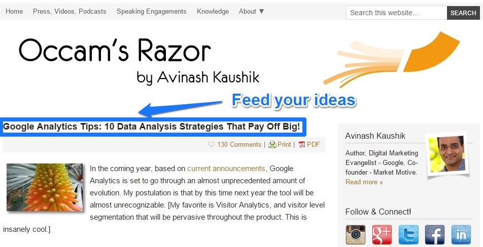 10 data analysis strategies