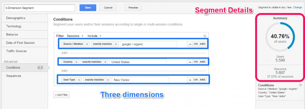 3-Dimension Segment