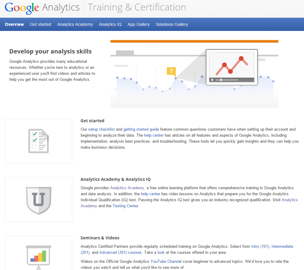 Free Certification Courses Online By Google
