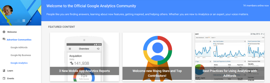 Google Analytics Community