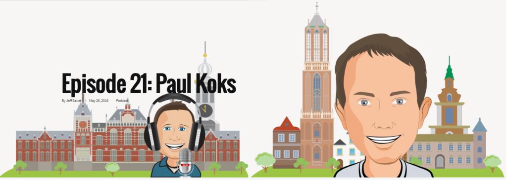 Podcast Paul Koks