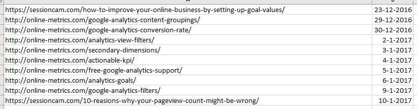 content-schedule