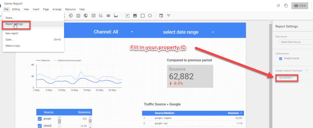 Add Google Analytics tracking to GDS